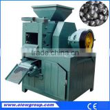 Hot sale in Malaysia coconut shell charcoal briquette machine