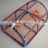Deluxe lobster trap mesh wire netting