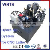 CNC Lathe hydraulic station system manufacturer