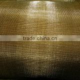 2015new product Brass wire mesh for filter and sieving/sifting, Alloy Brass wire mesh