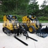 Compact BOBCAT BOXER mini skid steer loader ML526 with standard bucket 0.3M3 diesel engine