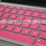 rubber Keyboard skin custom Silicone keyboard cover for notebook