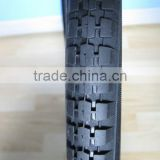 wear resisting natural rubber bicycle tyre 18*2.125