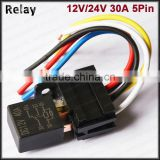 relay box fotek solid state relay 12 volt 5pin 40A make in china