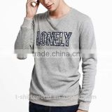 oem high quality crewneck sweatshirt