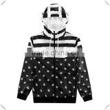 Hot sales Custom Logo subliamation print 2016 mens nylon rain waterproof Jacket wind resistant windbreaker