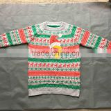 2016 winter warmUnisex knitted Christmas sweaters Jumpers Ugly sweaters pull over jumper
