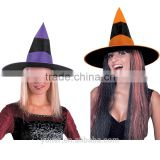 Halloween ball witch hat
