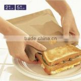 Microwave Toaster Bags,PTFE No-stick Coating