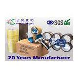packaging / bundling items BOPP Self Adhesive Tape ,  Low Noise strong sticky tapes