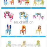 2014 most fashionable wooden child study desk