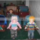 2015 New games robot rickshaw factory price