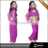 Manufacturers Direct Sales Arabia Princess Costumes Children Girl Latin Dance Dress
