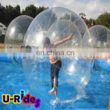 Giant water toys inflatable transparent water balls