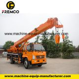 16 Tons Telescopic Boom Hydraulic Jib Crane with T-king truck
