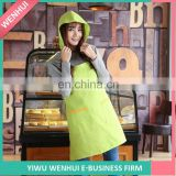 Newest sale OEM quality pvc printed apron with good prices
