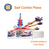 Zhongshan amusement park equipment 24 Seat Self Control Plane, Airplane Rides carnival ride outdoor and indoor