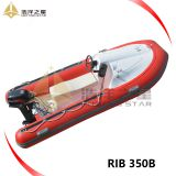 3.5m rib jetski inflatable boat RIB350B with CE