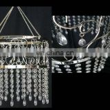 fashion acrylic chandelier wedding favor & home decoration chandelier