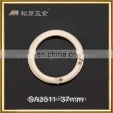Custom Spring O Ring For Key Ring, Durable Plated Spring O Ring With High Quality