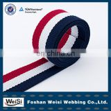Fashion Colorful Customized Nylon Webbing High Quality Webbing Strap