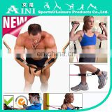 Exercise Bands 11 pcs Resistance Band Set,custom rubber tube for gym