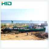 Hydraulic 16 inch river cutter suction dredger