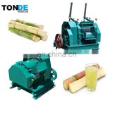China Most Popular Sugarcane Squeeze Machine With Capacity 4T/H