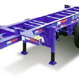 20ft Container Chassis/Container Semitrailer/Tanker Chassis/Skeleton vehicle/Semi trailer