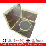 CT Room Shielding Glass Price / 13mm Lead glass