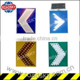 Aluminum Reflective Illuminated Arrow Boards for Sale