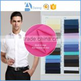 New product wholesale high quality white fabric polyester cotton for shirting fabric in stock