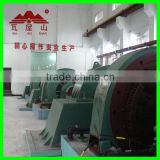 Hydro turbine water generator manufacturers ac synchronous brushless alternator low rpm