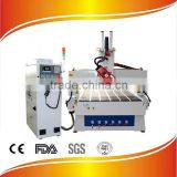 Remax high quality customization 4-axis 1325 woodworking cnc router HSD spindle SYNTEC controller