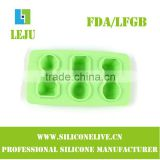 Alibaba LEJU silicone chocolate bar mould