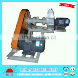 Hot selling low noise high capacity pellet machine for making floating fish feed with CE ISO