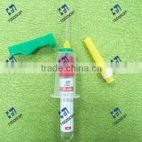 Lab Disposable Safety Type Needle Holder for Blood Collection