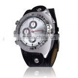 The First Watch DVR Hidden Watch Camera with IR Night Vision Function