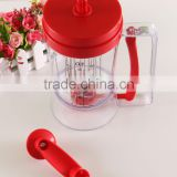 new design manual operation batter dispenser