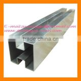 304/316 stainless steel tube(stainless steel square shape pipe,use in handrail,railing,balustrade)