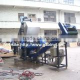 Waste Lead-acid Battery Recycling line, liquid Battery Crushing and Recycling line factory