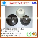 Dongguan factory customed barbell weight plate(rubber cover)