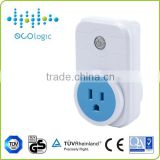 1,2,3,5 Pack bluetooth Wireless Power Outlets Light Switch Socket