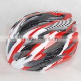 CE approved adult riding in-mold mountain bike helmet
