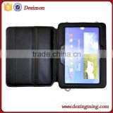 2015 most popular handheld protective case for N8000;for samsung galaxy note 10.1 tablet covers with lanyard/neck strap