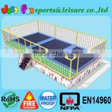 commercial gymnastics trampolines, used trampolines for sale