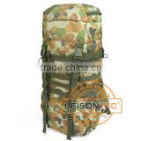 Large Capacity Load Bearing Bag Adopting 1000D waterproof nylon/very sturdy and durable.