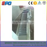 Rotary grille decontamination machine/Circulating harrow rack cleaner