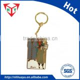 custom hight quality zinc alloy keychain