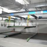 reservation parking,elevator car frame,vertical lifter,smart parking garage post lift for car
